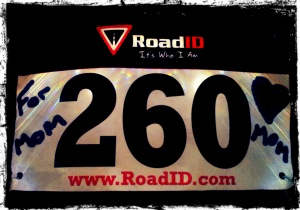 My lucky number 260
